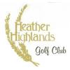Championship at Heather Highlands Golf Club - Public Logo
