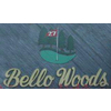 Gold/Red at Bello Woods Golf Course - Public Logo