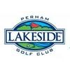 Perham Lakeside Country Club - Maple/Oak Course Logo