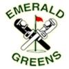 Emerald Greens Golf Course - Public Logo